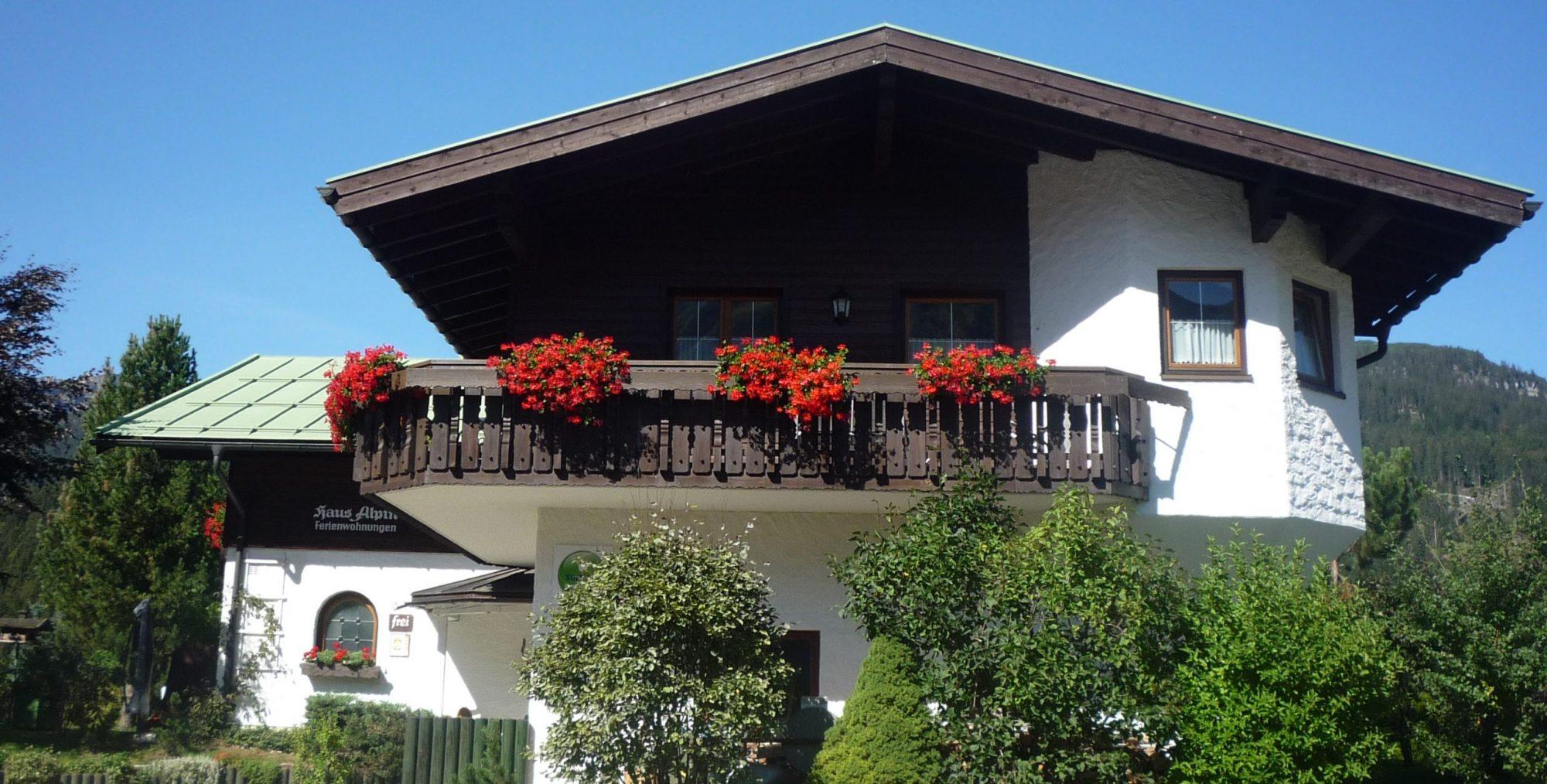 Haus Alpin | Ferienwohnungen